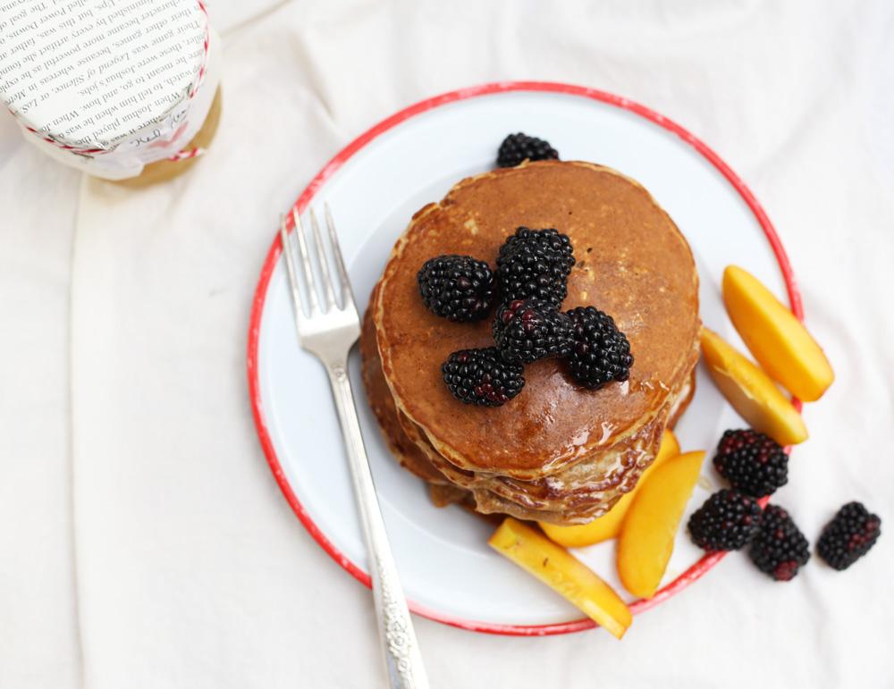 Prescribe Nutrition Hearty Pancakes