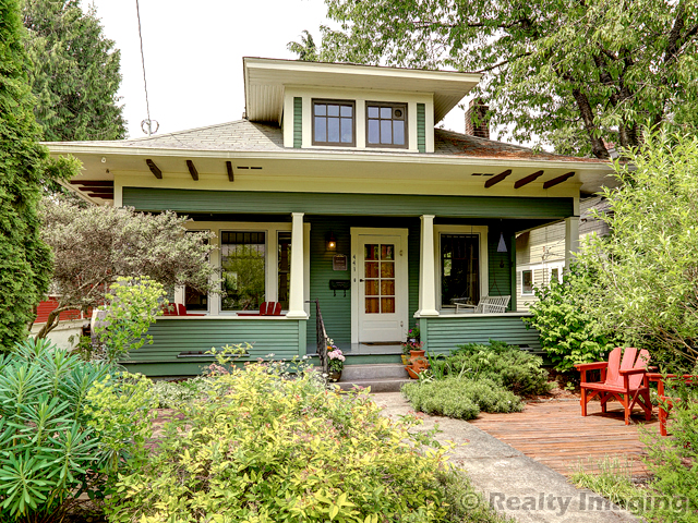 Quintessential North Tabor Craftsman Bungalow Urban Nest