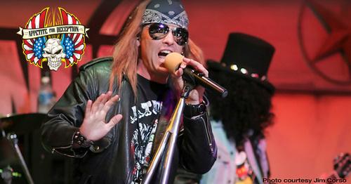 Guns N' Roses in the New Year, Anyone?