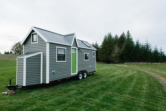 Another Tiny House Is Born