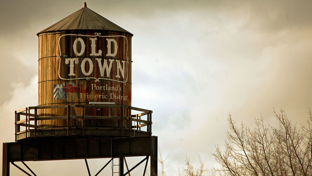 Old Town PDX: History on Many Levels