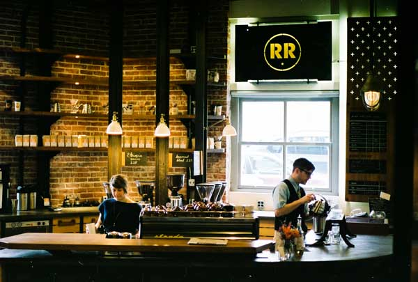 Ristretto Roasters on North Williams in PDX