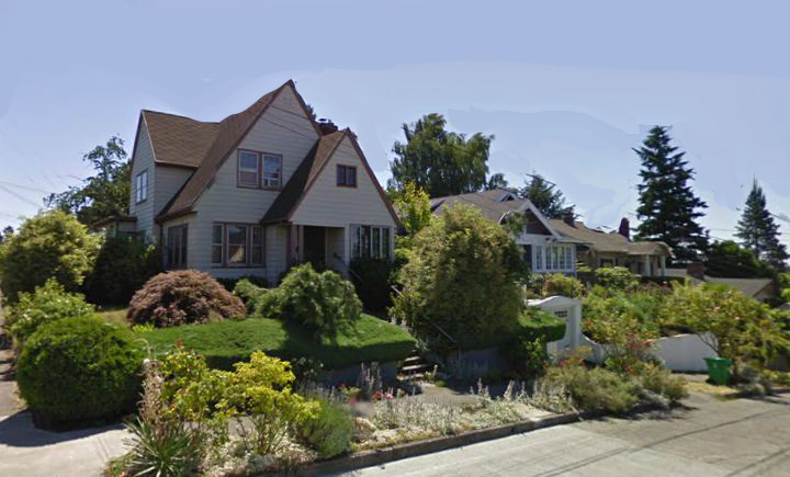 Home Styles in the Sabin Neighborhood of PDX