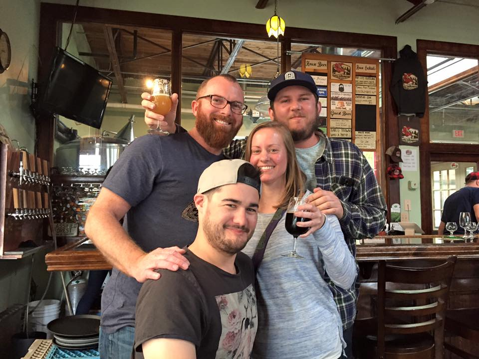 Meet the Folks of Great Notion Brewing