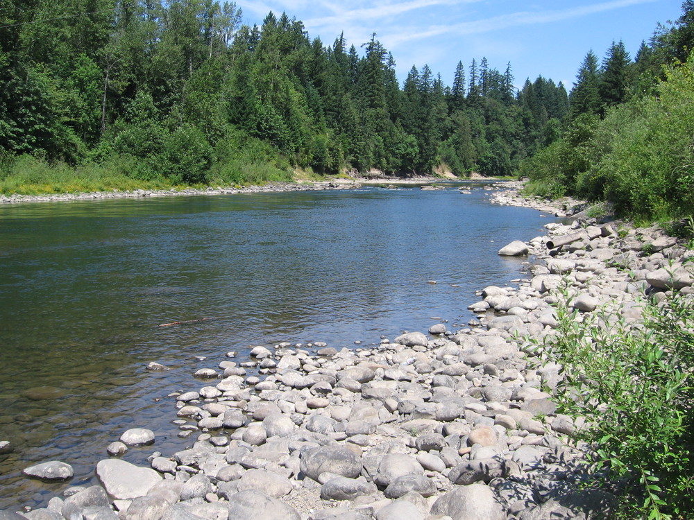 Float the Day Away on the Beautiful Clackamas River