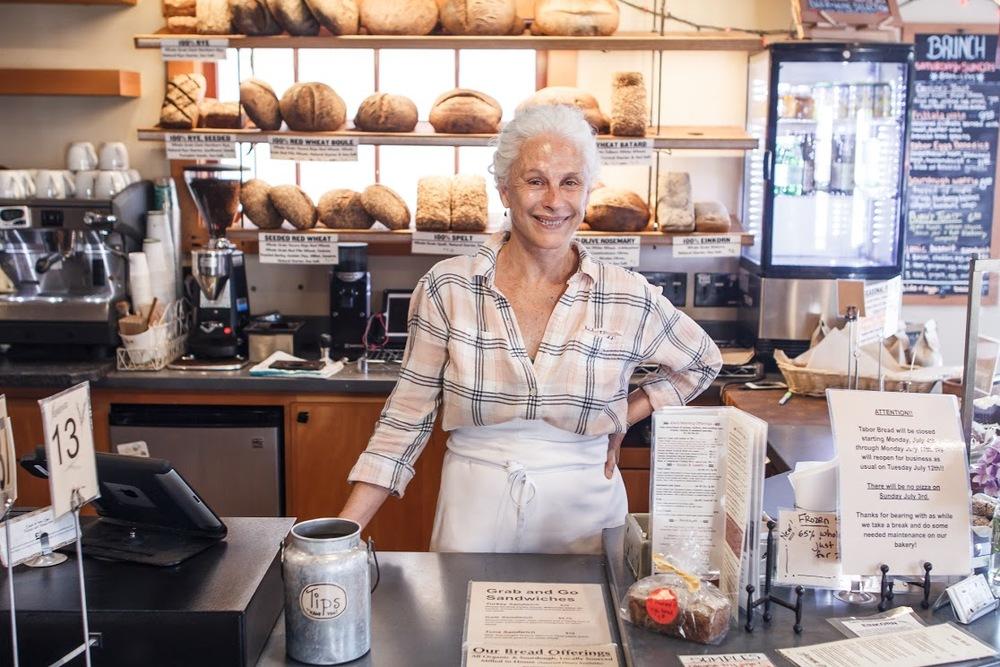 Tabor Bread Owner Tissa Stein