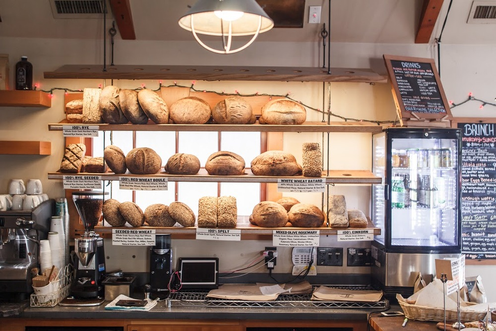 Tabor Bread, Serving the Community of Mt. Tabor / Hawthorne