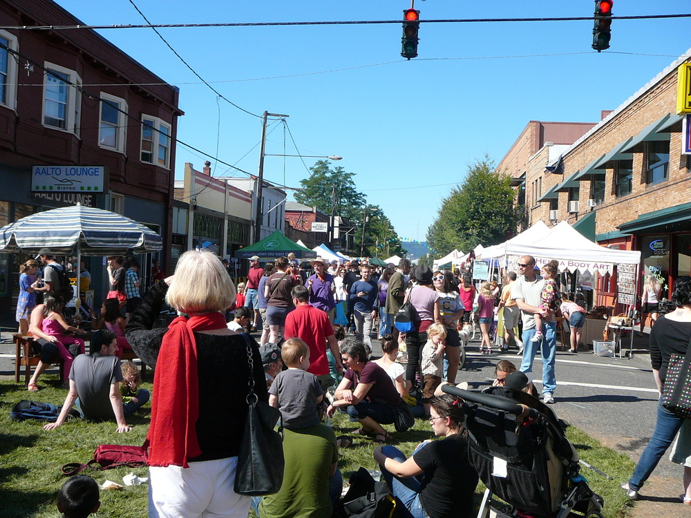 Sunnyside Neighborhood's Photo of the Belmont St. Fair