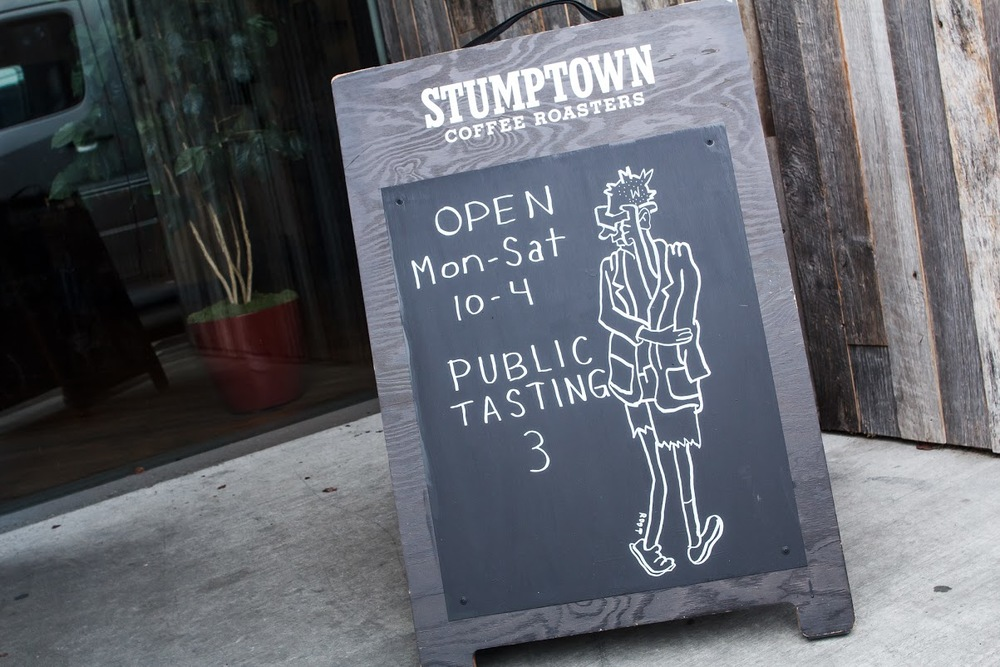Stumptown Coffee Roasters Cupping & Tasting Events