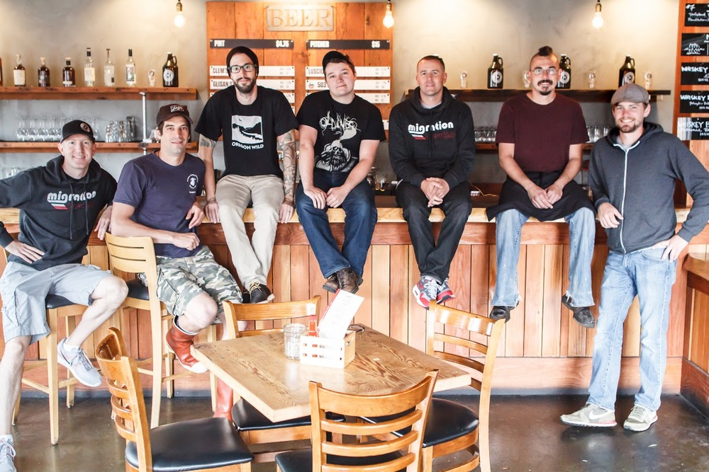 The Guys Behind Migration Brewing
