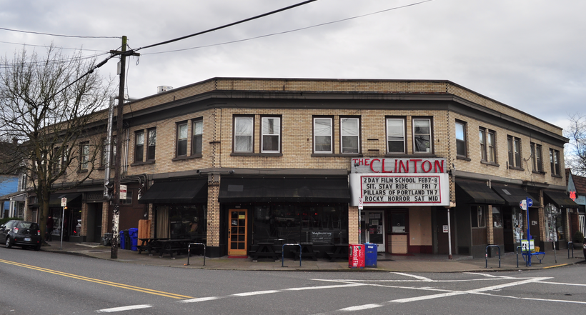 The Clinton St. Theater