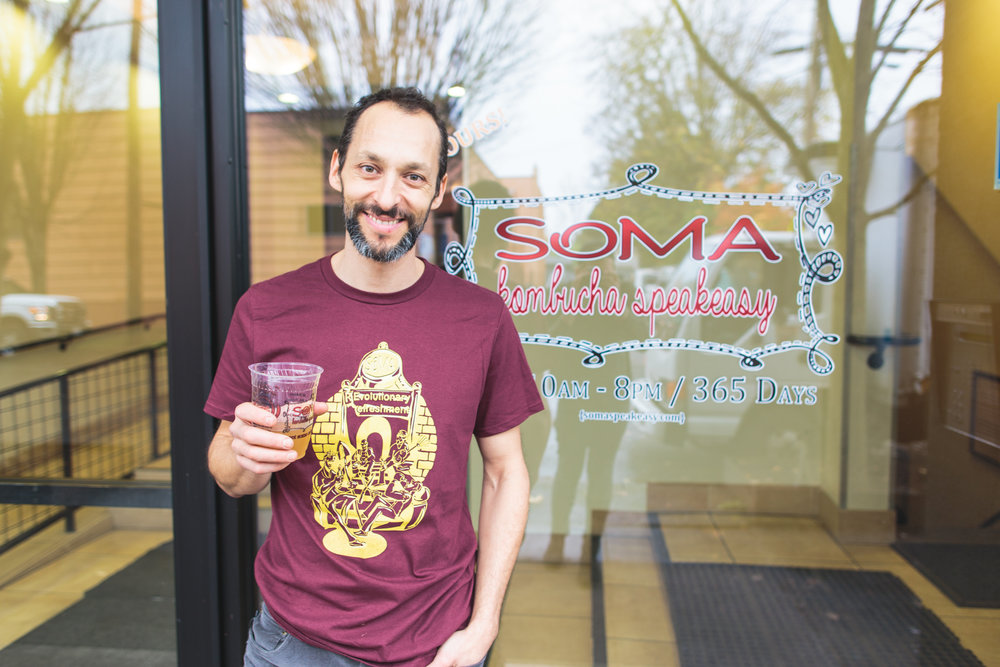 SOMA Founder Jean-Pierre Parent