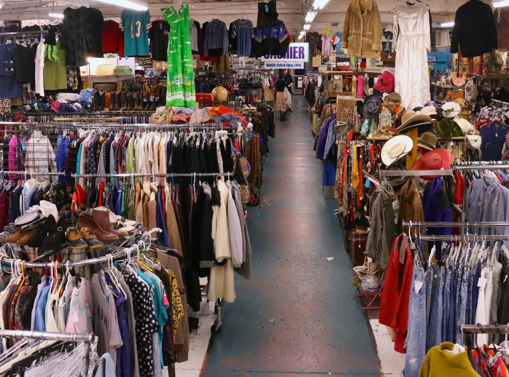 6ce5e717eb5 Vintage Shopping and Thrifting Guide to Portland — Urban Nest Realty