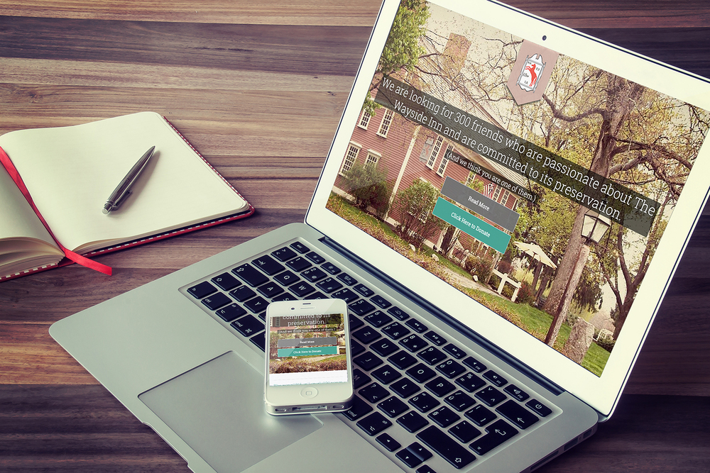 Wayside Inn Donation Site