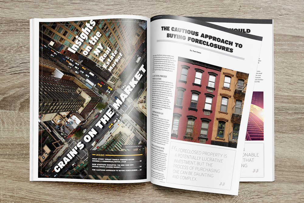 Crain's New York Business Advertorial