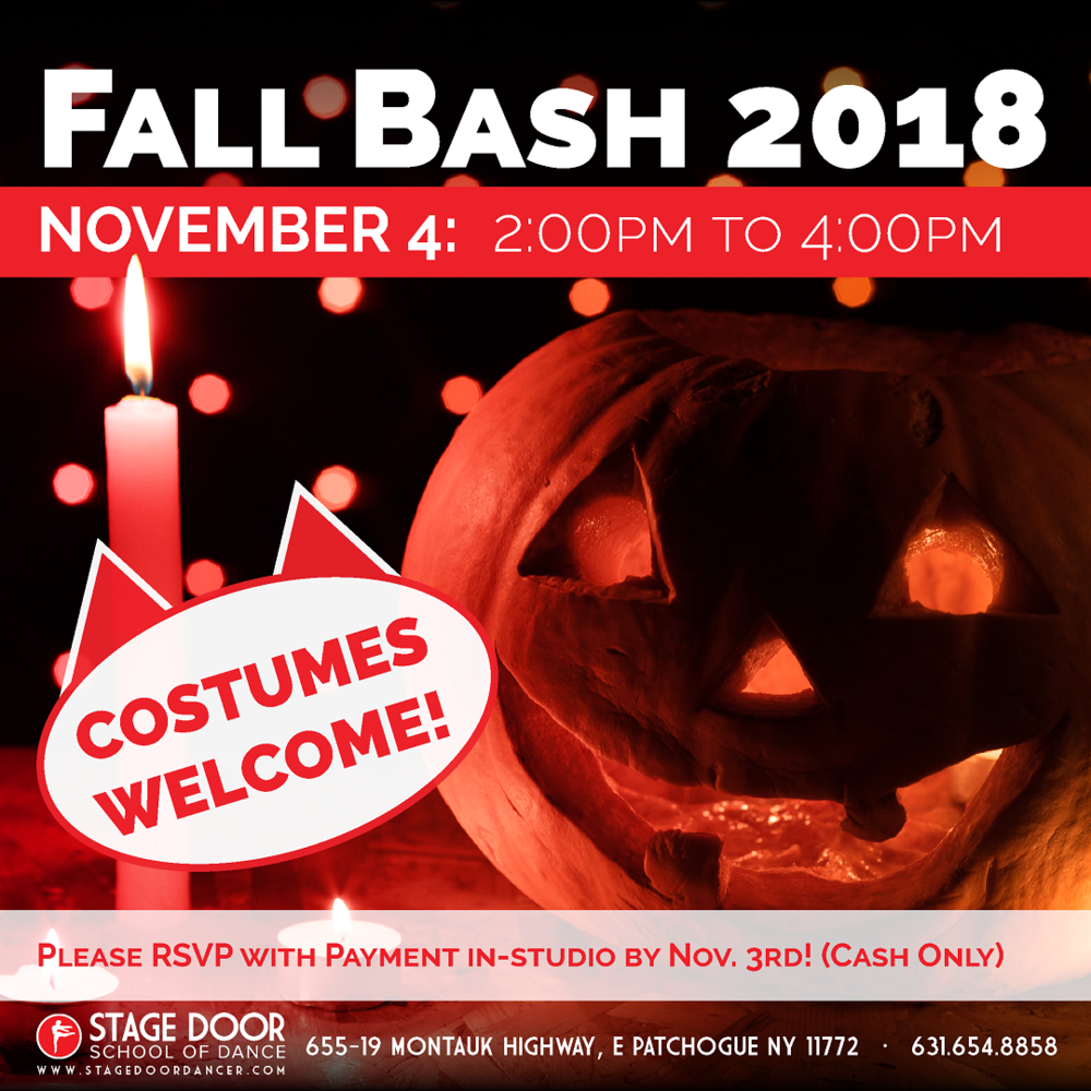 Stage Door - Fall Bash 2018 - IG - Nov 4.png