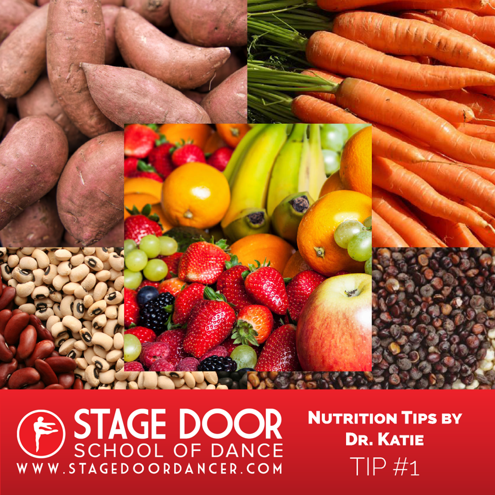 Stage Door - Nutrition Tips by Doctor Katie - TIP 1.png