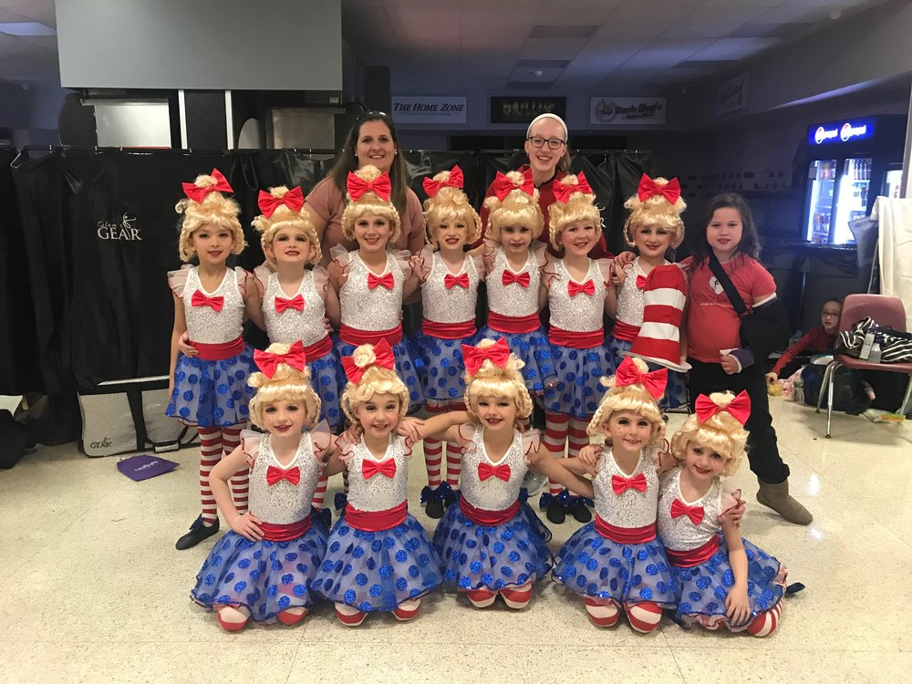 """SD Prep Basic - """"SUESSICAL"""" with choreography by Miss Chrissy Klinger"""