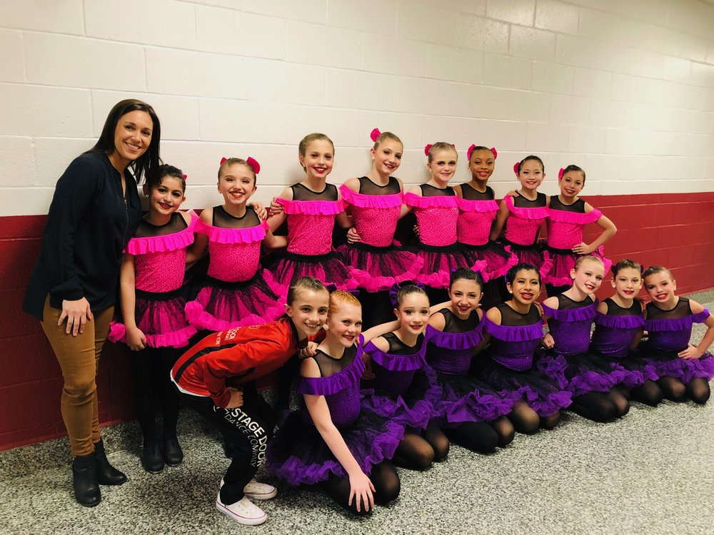 """YDC Tap Company - """"RAISE THE ROOF"""" with choreography by Miss Stephanie Vertichio"""