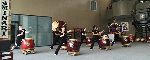 Photo credit: Kaminari Taiko