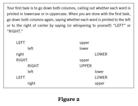 source: Google Books Preview, Thinking, Fast and Slow {page 25}