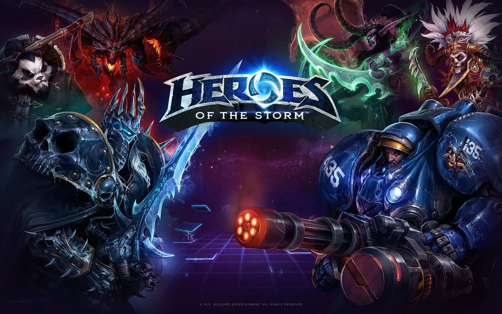 Wallpaper from Blizzard website