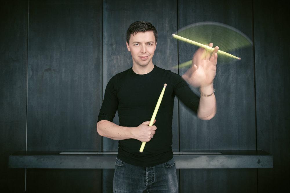 Martin Grubinger<br>Percussionist