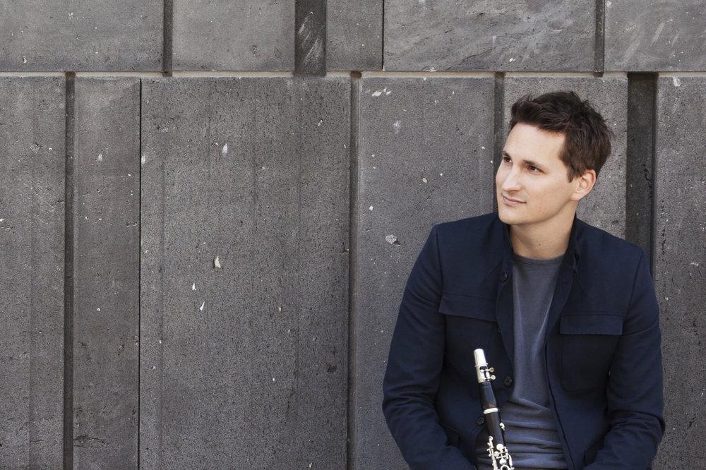 Daniel Ottensamer<br>Clarinetist