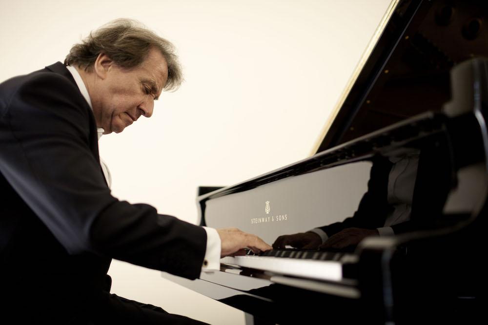 Rudolf Buchbinder <br> Pianist