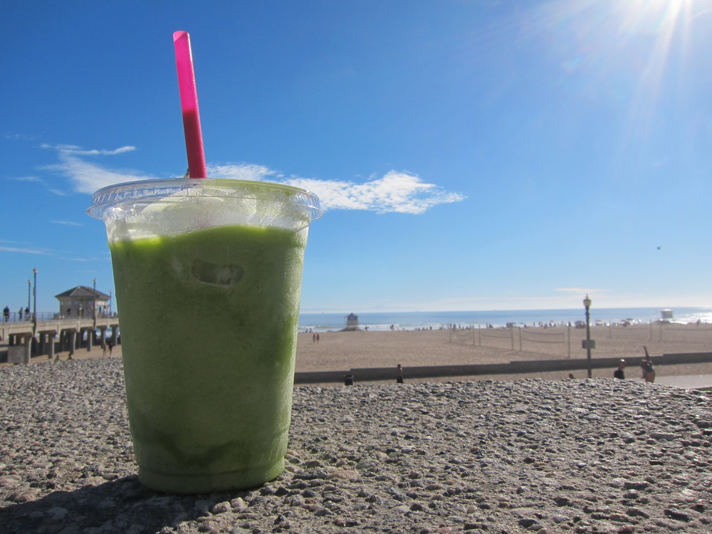 Green Refresher  (Photo by Lauren Lloyd)
