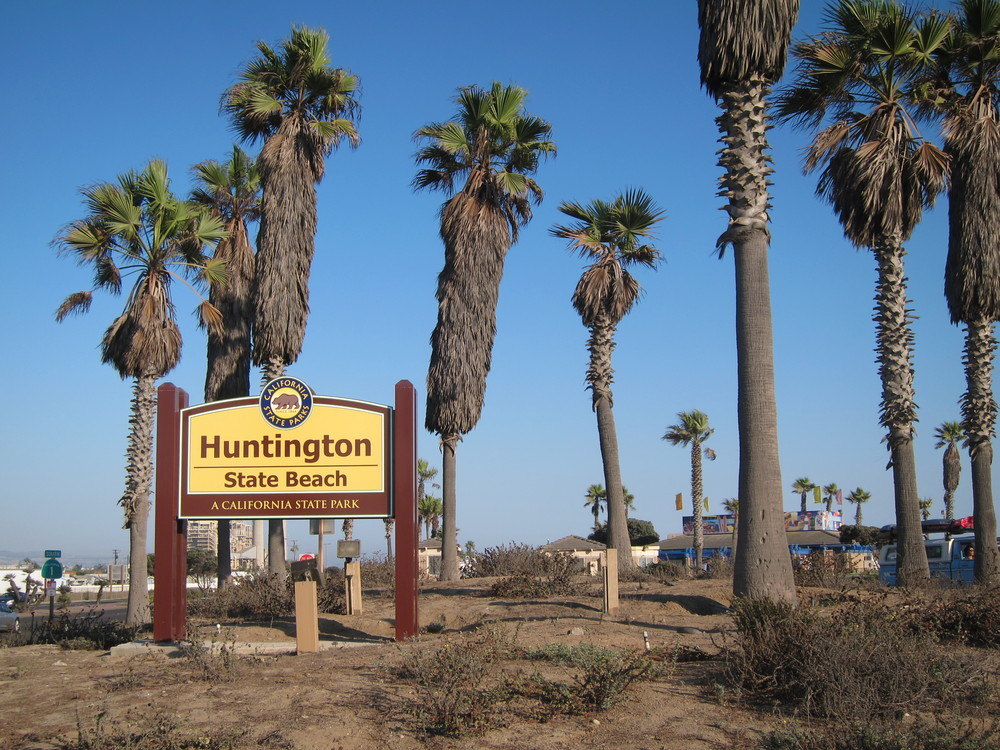 Huntington State Beach (Photo by Lauren Lloyd)