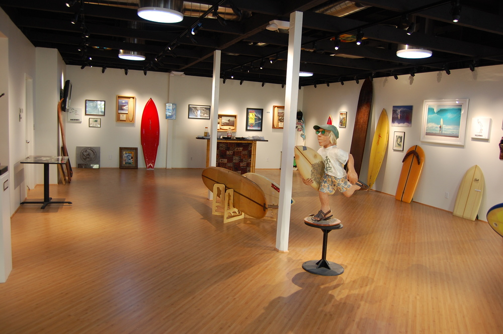 Meet the new International Surfing Museum  (Photo by Lauren Lloyd)