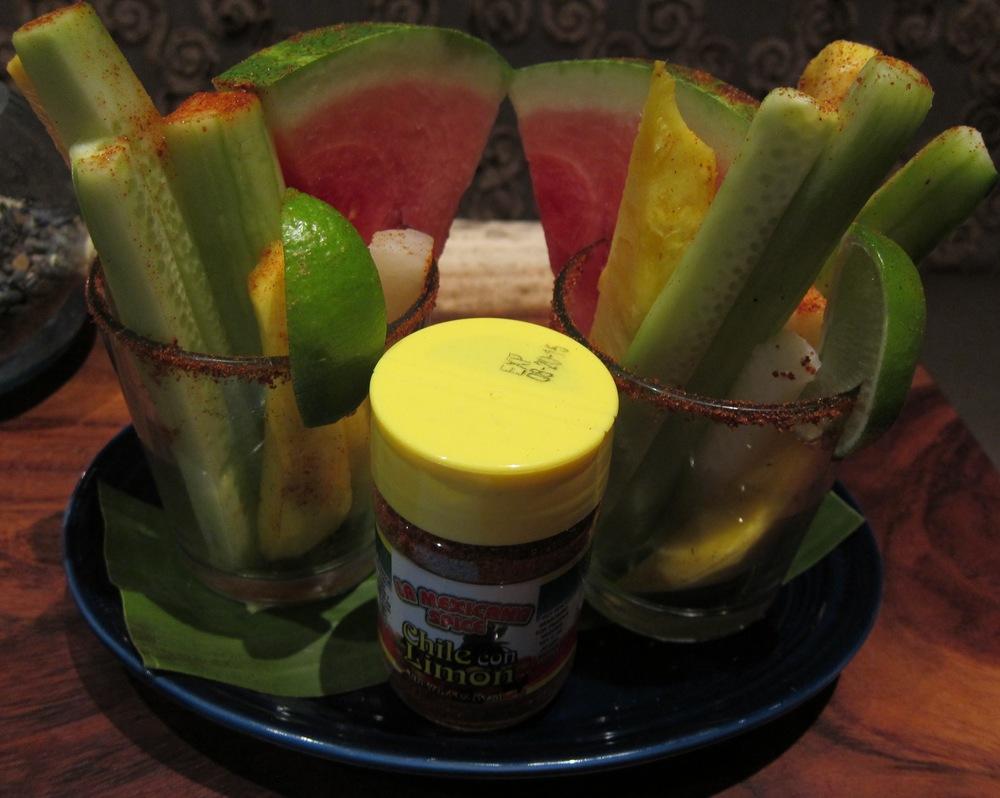 Copa de frutas (Photo by Lauren Lloyd)