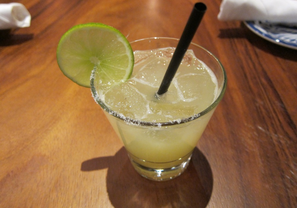Solita house margarita  (Photo by Lauren Lloyd)