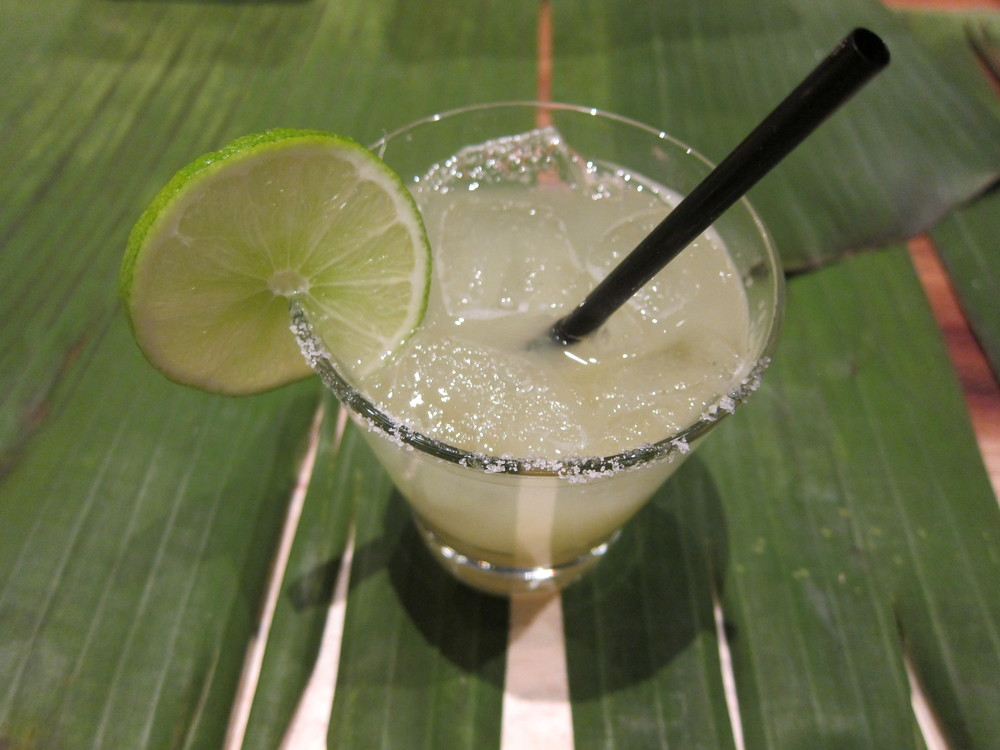 Solita house margarita  ( Photo by Lauren Lloyd)