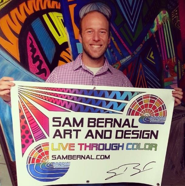Sam Bernal  (Photo courtesy of Sam Bernal)