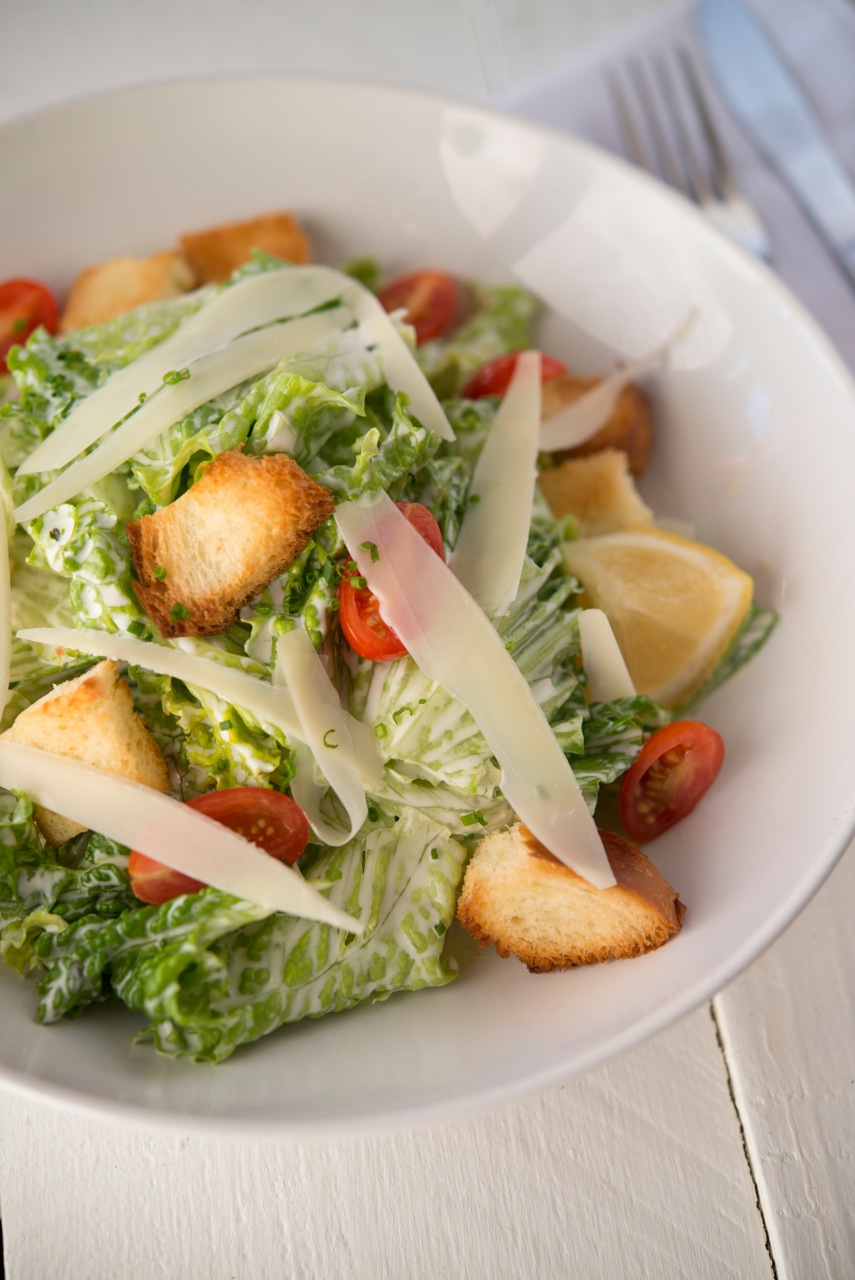 Caesar Salad  (Photo courtesy of Slapfish)