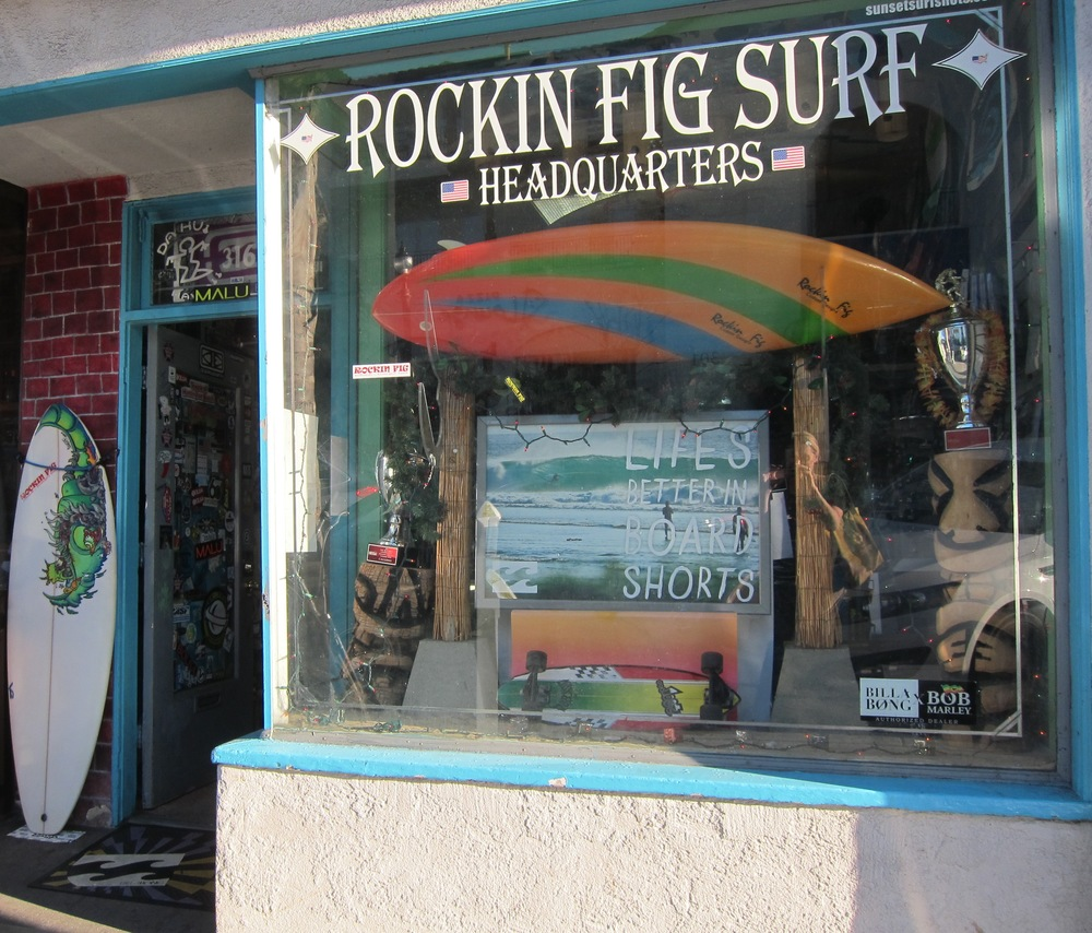 Rockin' Fig Surf Headquarters (Photo by Lauren Lloyd)