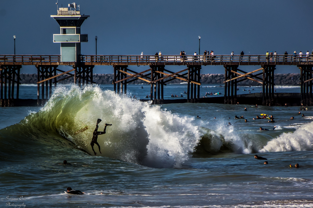 Seal Beach  (Photo by  Gregory Ori )