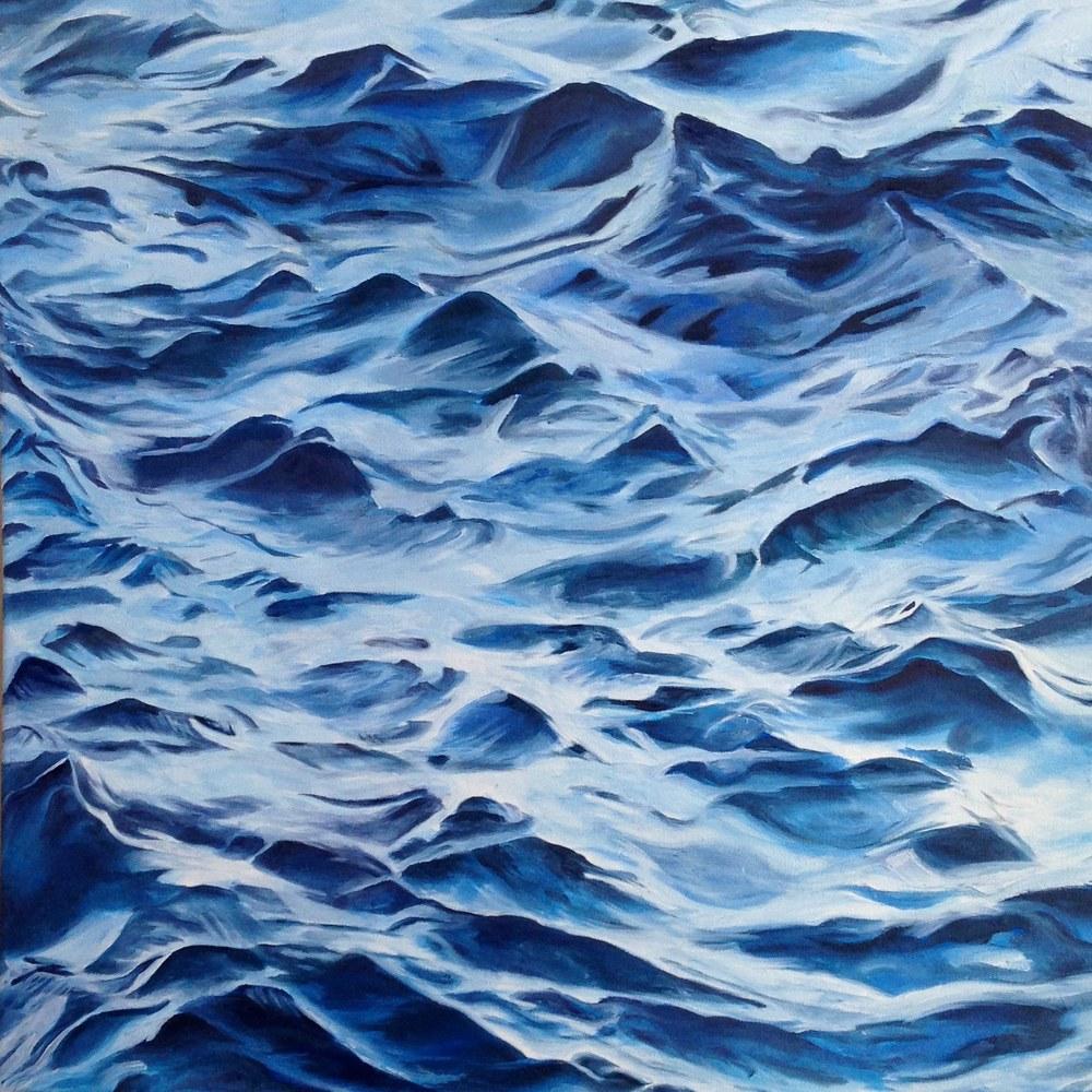 """""""Sea Rhythms"""" by Mackenzie Matthews  (Image courtesy ofMackenzie Matthews)"""