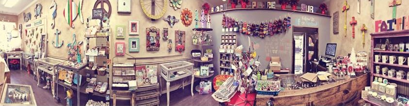Inside the Island Cowgirl flagship store in Huntington Beach(Photo courtesy of Island Cowgirl)