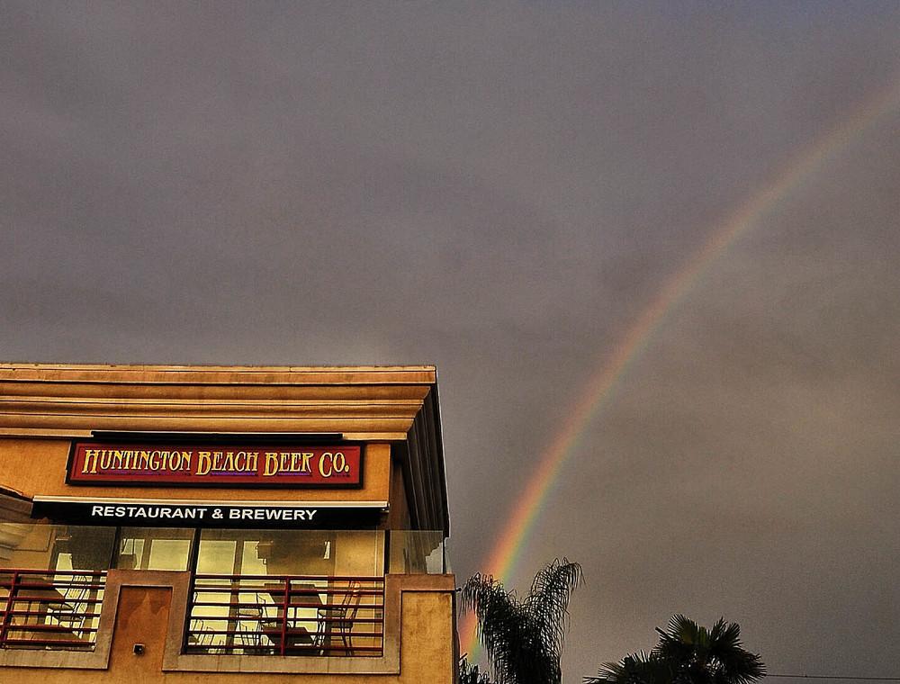(Photo by Huntington Beach Beer Company Head Chef  Geoffrey Sandler )