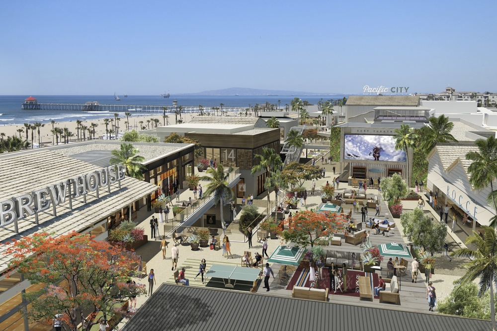Pacific City (Rendering courtesy of DJM Capital Partners, Inc.)