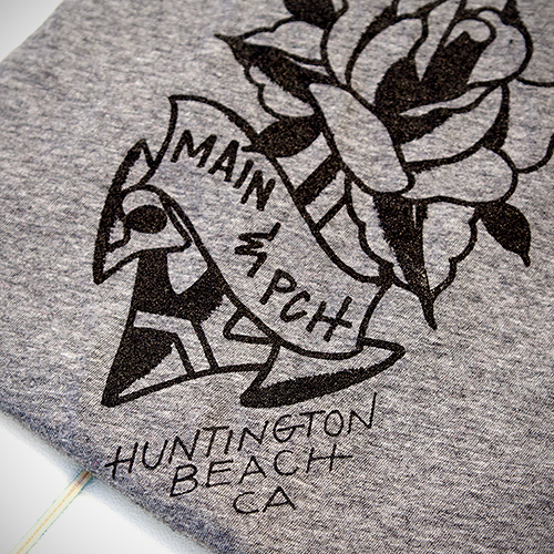 Main & PCH Interpretation Tee for Honorable Recharge  (Photo by Robyn Eden)