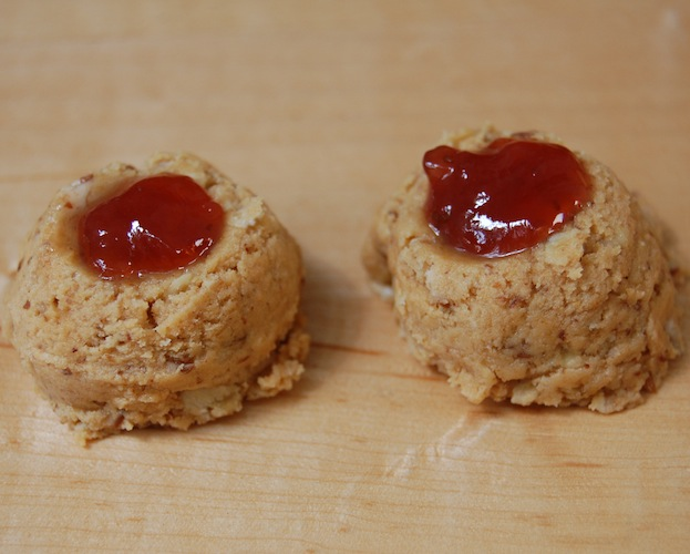 For the health-conscious peanut butter lover: PB&J Bites by Lily's Lean Machines, $3.75 to $12.  View in our Made In HB Marketplace .