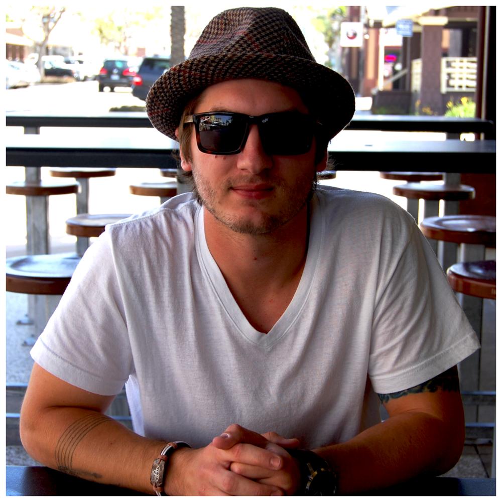 Brushwood Co-Founder Justin Junior  (Photo by Lauren Lloyd)