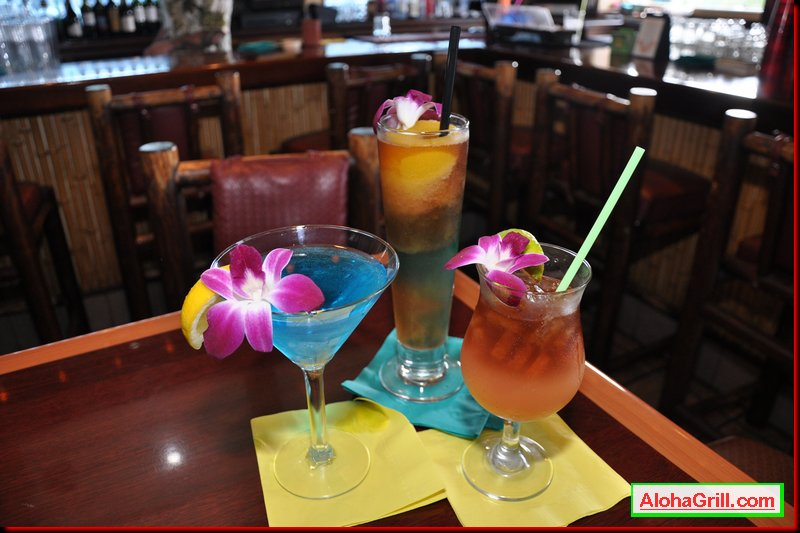 Aloha Grill  (Photo courtesy of Aloha Grill)