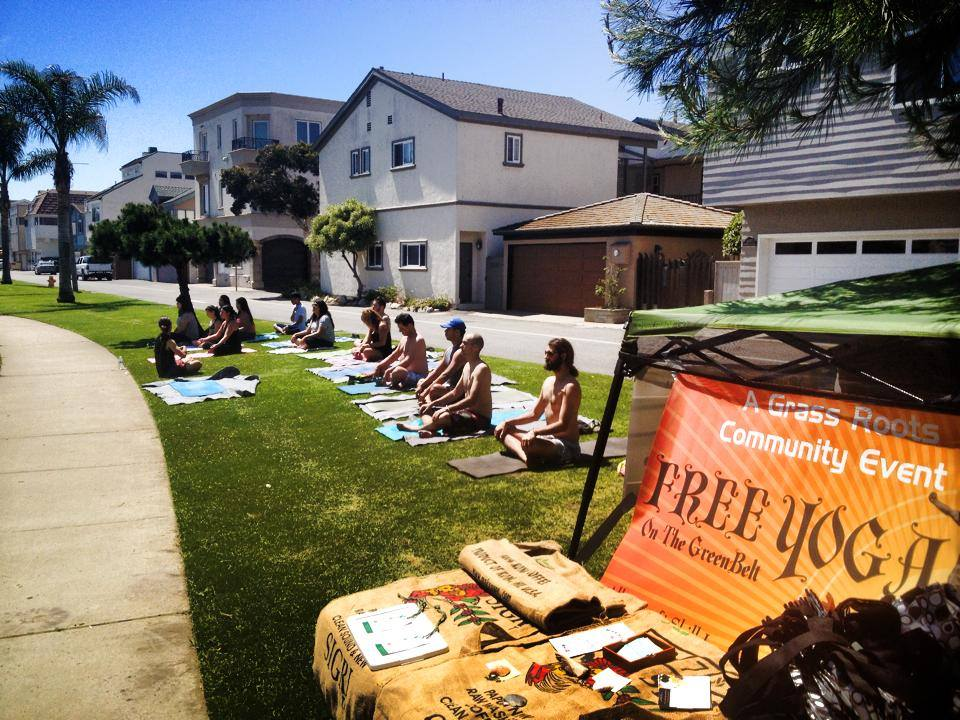 Yoga & Beach Cleanup With Koa Roots  (Photo courtesy of Koa Roots)