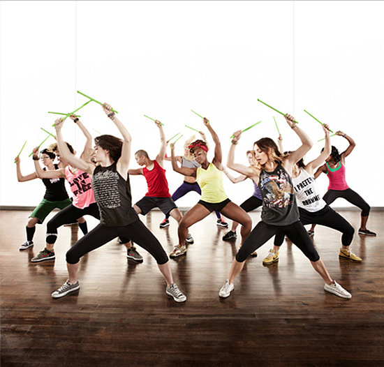 Pound Rockout Workout  (Photo courtesy of am Healthy Living Co.)