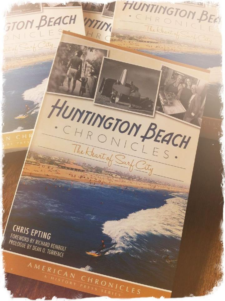 """Huntington Beach Chronicles: The Heart Of Surf City"" (Photo courtesy of Chris Epting)"